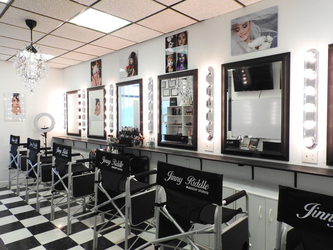 Jinny Riddle Makeup Studio El Paso Texas